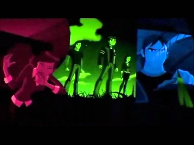 LOS 4 INTROS DE BEN 10 - THE 4 BEN 10 INTROS Videos De Viajes