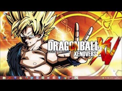 Dragon Ball Xenoverse - Level Infinito e Todos os Acessórios - 2º Hack PT-BR
