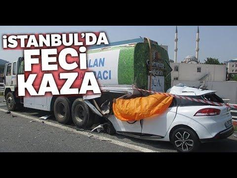 Kuzey Marmara Otoyolu'nda Trafik Kazası: 1 Ölü