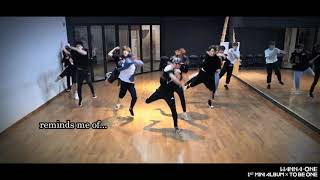 Video Things you didn't notice in Wanna One's Burn It Up Dance Practice download MP3, 3GP, MP4, WEBM, AVI, FLV Februari 2018