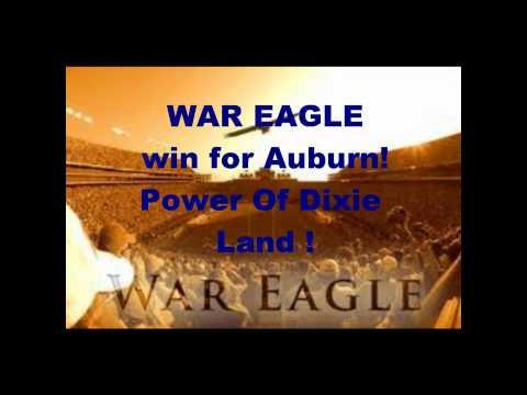 Auburn Fight Song Lyrics!