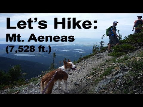 Let's Hike: Mt. Aeneas