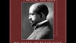 The Souls of Black Folk by W. E. B. DU BOIS read by toriasuncle   Full Audio Book