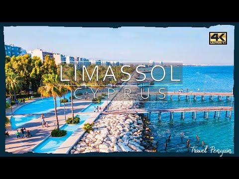 LIMASSOL ● Cyprus [2020] Cinematic DRONE 4K📷