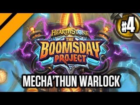 Hearthstone: Boomsday Project Launch - Mecha'Thun Warlock P4