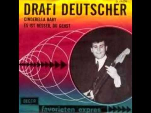 Drafi Deutscher and his magics Cinderella Baby