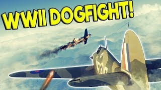 CAR MECHANIC SIMULATOR MEETS WAR THUNDER! - 303 Squadron: Battle of Britain Gameplay - Full Release