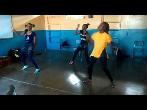 Choreography on wicked man thing