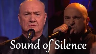 Side by Side - Henk Poort - Disturbed - Sound of Silence