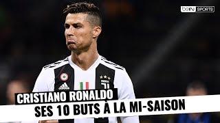 Juventus : Les 10 buts de Cristiano Ronaldo à la mi-saison