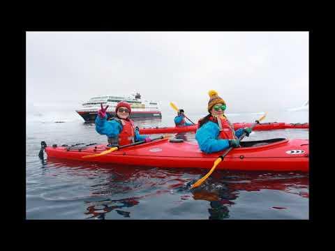Fliggy 2018 Antarctica Trip photos