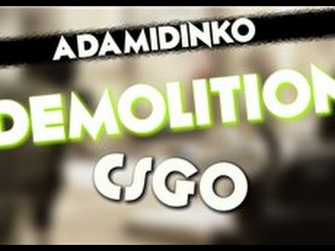 DEMOLITION WITH SISTER (Counter-Strike Global Offensive)