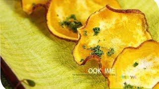 [다이어트 요리]과자 대신 고구마 칩_쿡타임[Diet …