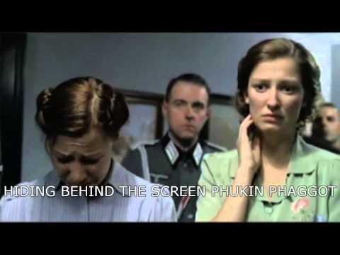 Hitler realizes OP is a phaggot