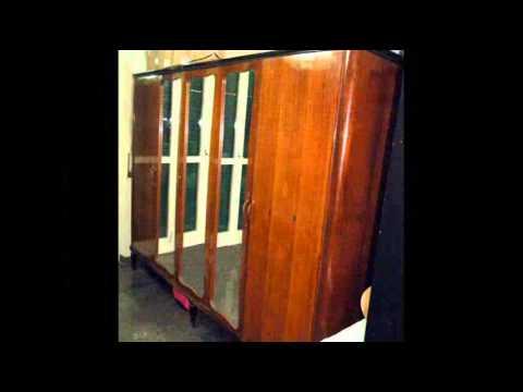 Camera da letto anni \'40 - YouTube