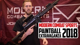 Modern Combat Sports | Paintball Extravaganza 2018