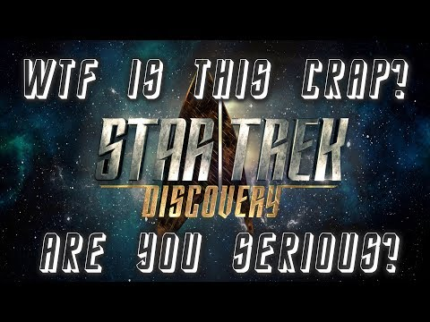 Thumbnail: Star Trek Discovery: This Looks Terrible! Really CBS?