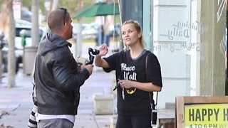 Reese Witherspoon Confronts Photographer After Morning Workout