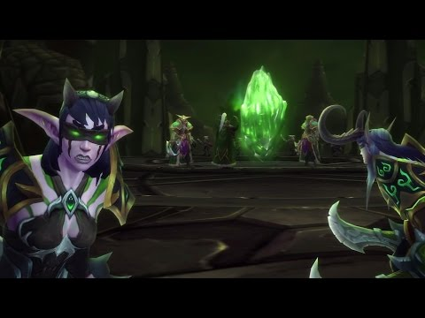 Legion - Demon Hunter Cinematic #2