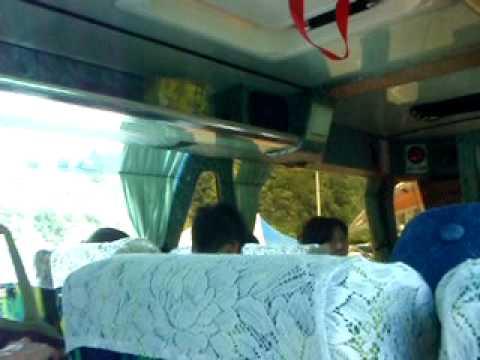 Karaoke on the Bus