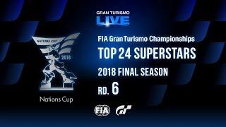 [English] FIA GT Championship 2018 Final Season | Nations Cup Rd 6 | EMEA Region