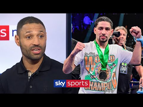 Kell Brook wants Danny Garcia or Mikey Garcia as his next fight! 🥊