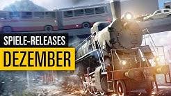 Spiele-Releases im Dezember 2019 | Für PC, PS4, Xbox One und Switch