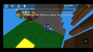 """MAYjr. Pl@yz roblox! """"Obby Challenge"""" ft. Master Disguise"""