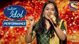 'Ab Jo Mile Hai Toh ' पे Sayli ने दिया एक Breath-taking Performance! | Indian Idol Season 12