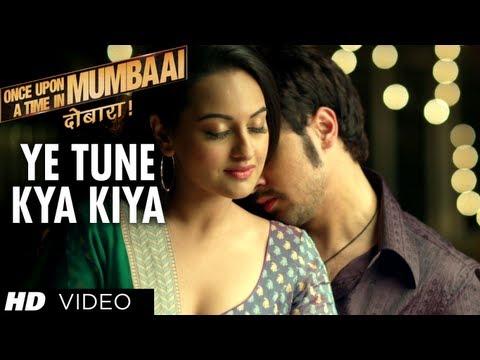 Yeh Tune Kya Kiya Once upon A Time In Mumbaai Dobara Song | Akshay Kumar, Sonakshi Sinha, Imran Khan