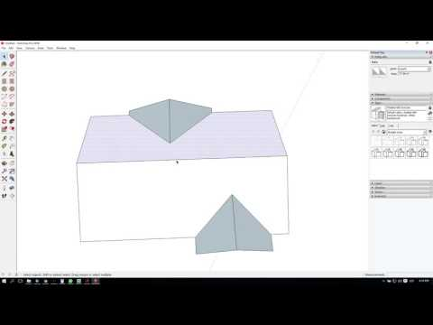 Estimating roof tiles