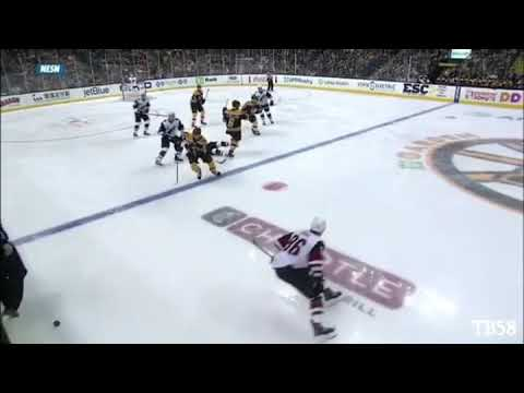Biggest NHL Hits