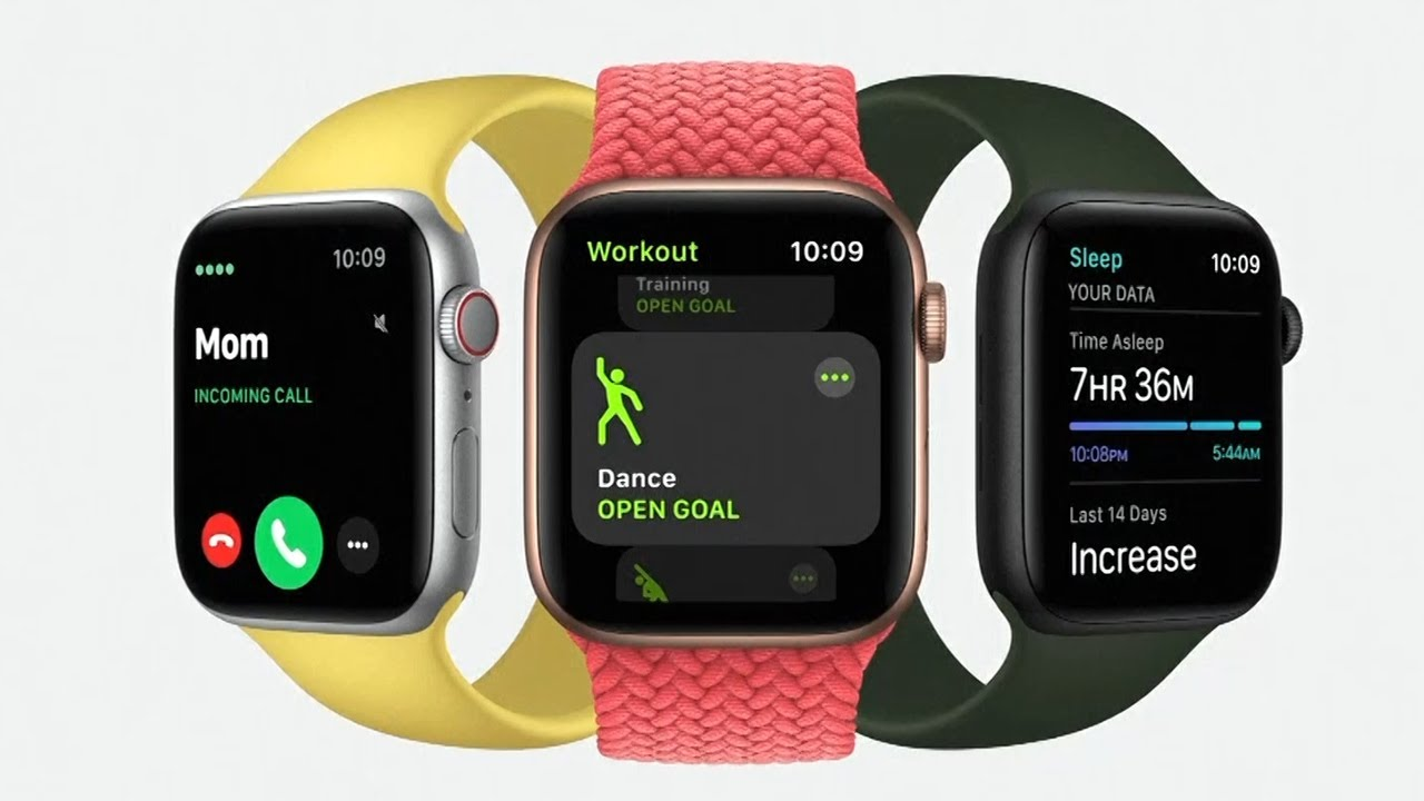 Apple Event 2020 Iphone Giant Unveils Series 6 Watch With Blood Oxygen Monitor New Ipad And Apple One Subscription Bundle