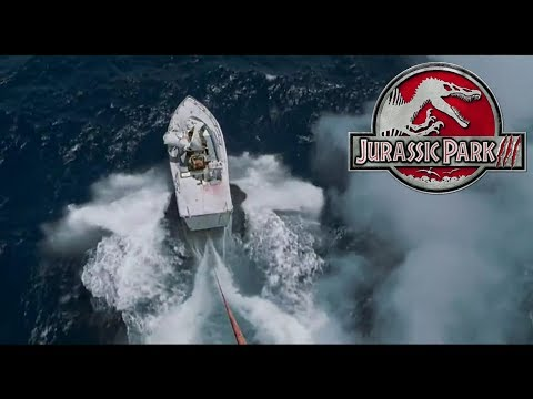 Download Youtube: What Attacked Eric Kirby's Boat? - Jurassic Park 3
