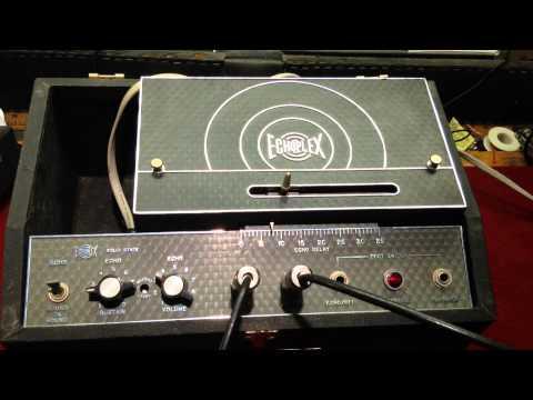 Maestro Echoplex EP-3 Function Test