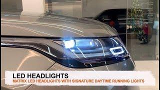Subtitle Range Rover Velar Silicon Silver R-Dynamic Model 2019