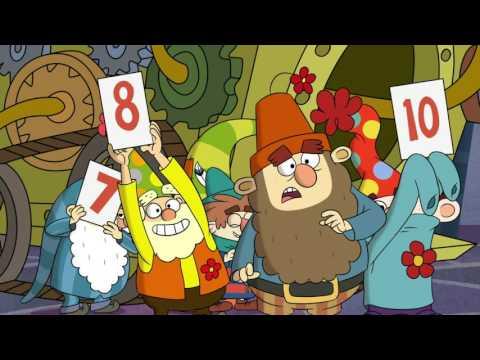 7 гномов - Сэр Тявколот  и Гусь/ Отпуск лорда Чопорсона - Сезон 1 Серия 5 | Мультфильмы Disney