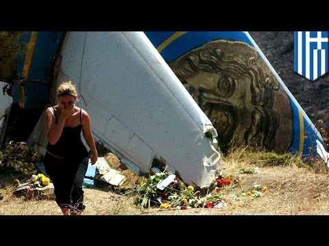 Greek Airline crash: uncontrolled decompression doomed 'ghos