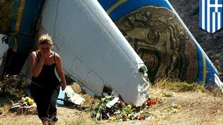 Greek Airline crash: uncontrolled decompression doomed