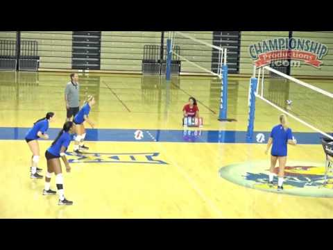 All Access Kansas Volleyball Practice With Ray Bechard