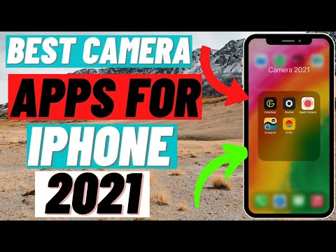 2021 BEST CAMERA APPS FOR IPHONE - BEST FREE CAMERA APPS FOR IPHONE