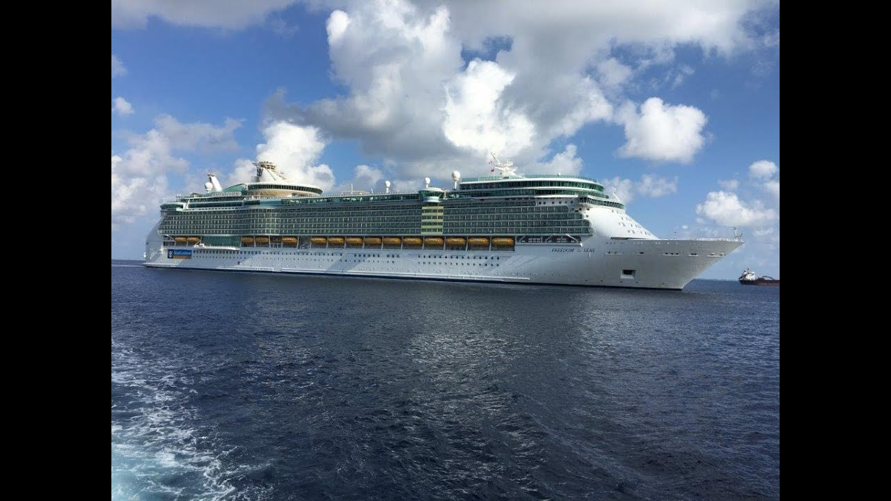 Freedom Of The Seas Cruise Ship Best Ever Video