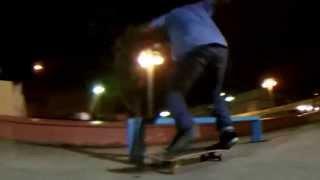 deluxe skateboards andre torres clip 1