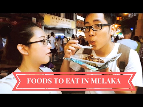 TOP 10 MUST TRY FOODS IN MELAKA │Travel Malaysia Guide
