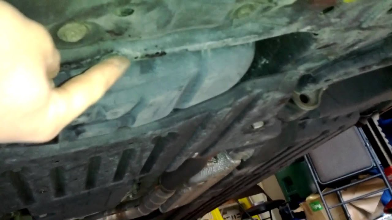 Lexus LS430 Oil Change Info and Central Jacking Points