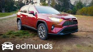 The All-New Toyota RAV4 Is Better, but Is It the Best? | Edmunds