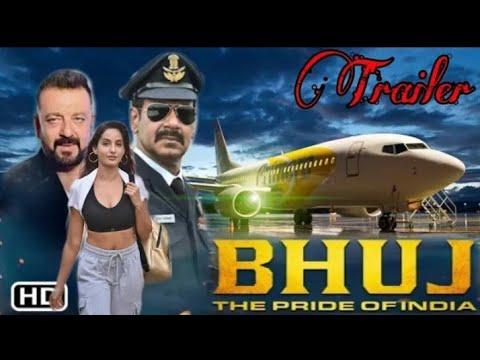 Bhuj The Pride Of India Trailer | Ajay devgan,Sanjay dutt,Nora fatehi & Sonakshi Sinha #Mayday - YouTube