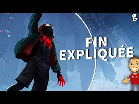 La FIN de SPIDER-MAN NEW GENERATION expliquée !