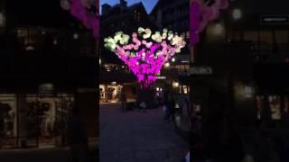 Dazzling Lights in Vail Colorado