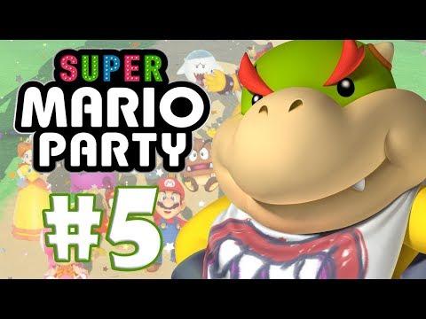 SUPER MARIO PARTY #5 - COMECEI RASGANDO